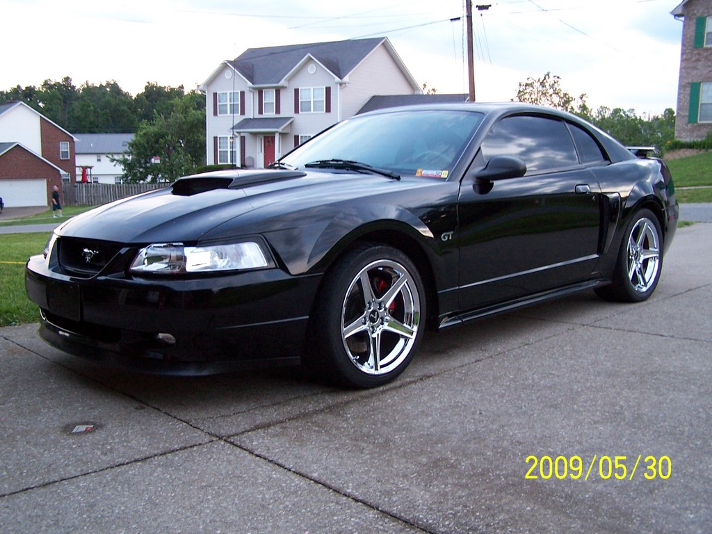 2001 Ford Mustang #16