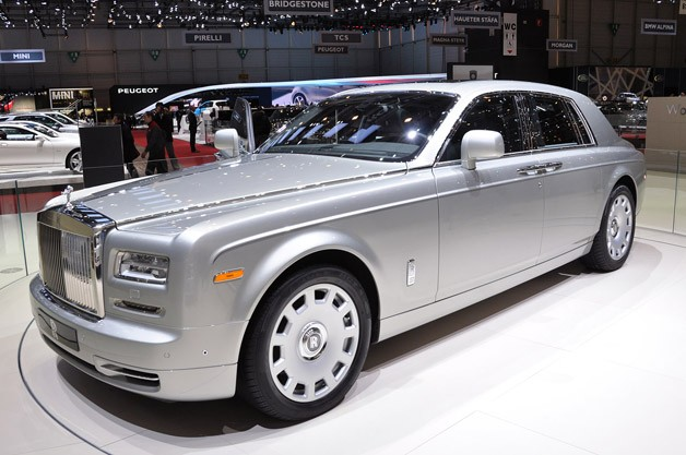 2012 Rolls royce Ghost #16