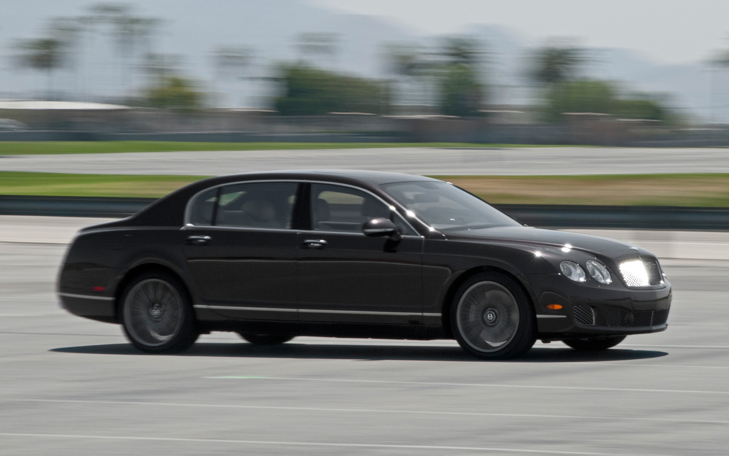 2012 Bentley Continental Flying Spur Speed #5