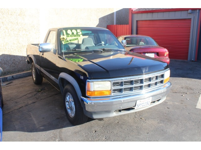 1991 Dodge Dakota #11