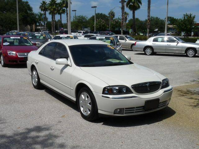 2003 Lincoln Ls #10