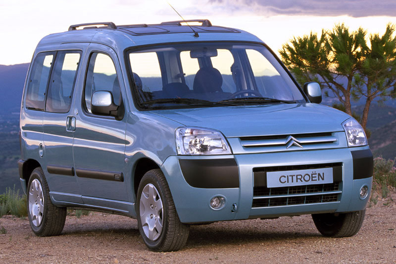 2005 Citroen Berlingo #9