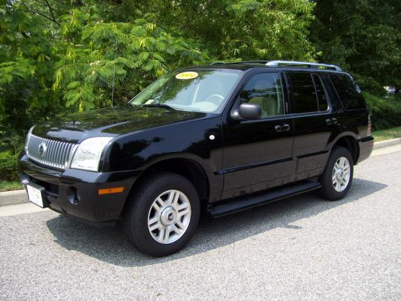2004 Mercury Mountaineer #12