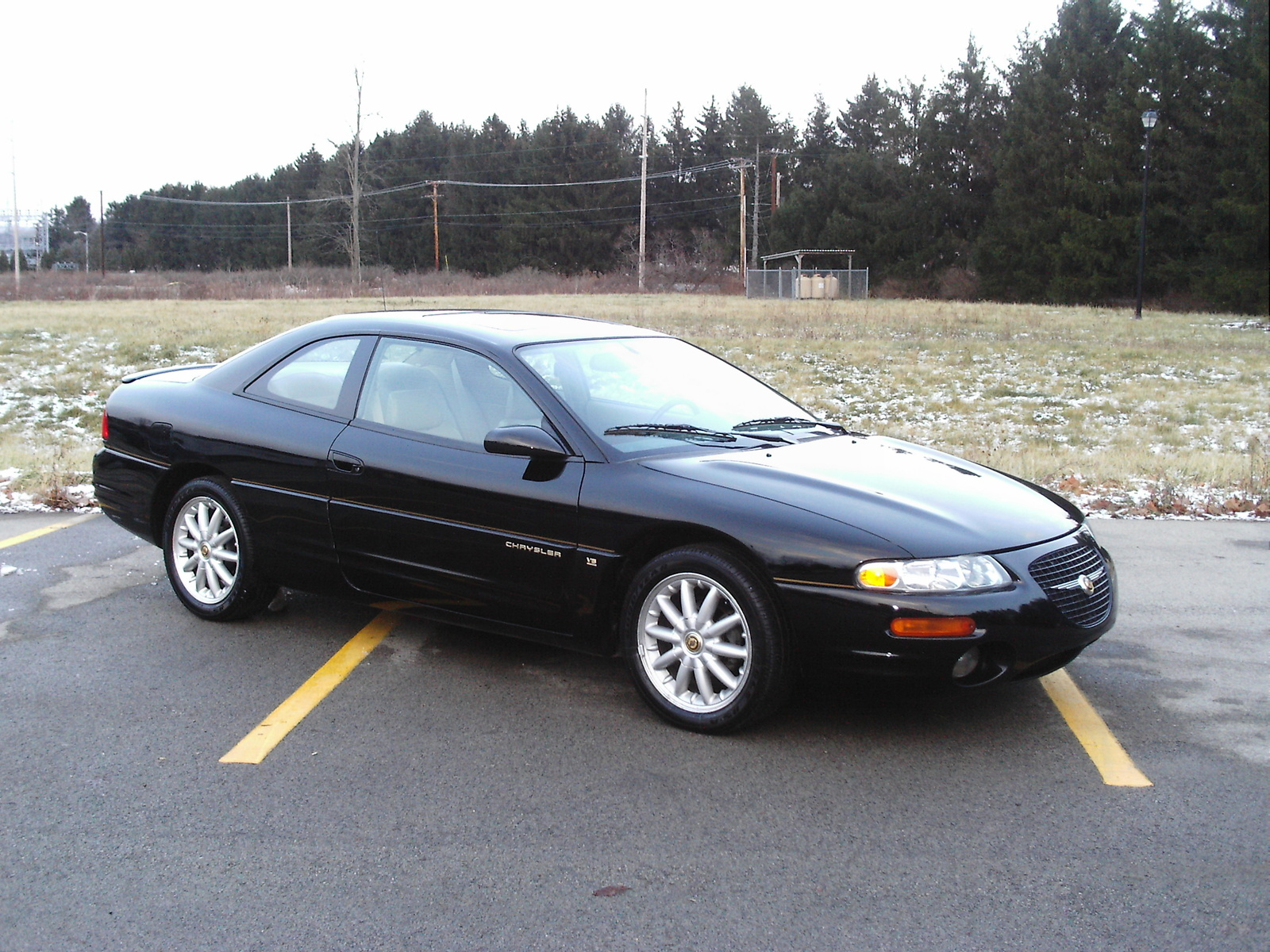 1998 Chrysler Sebring #2