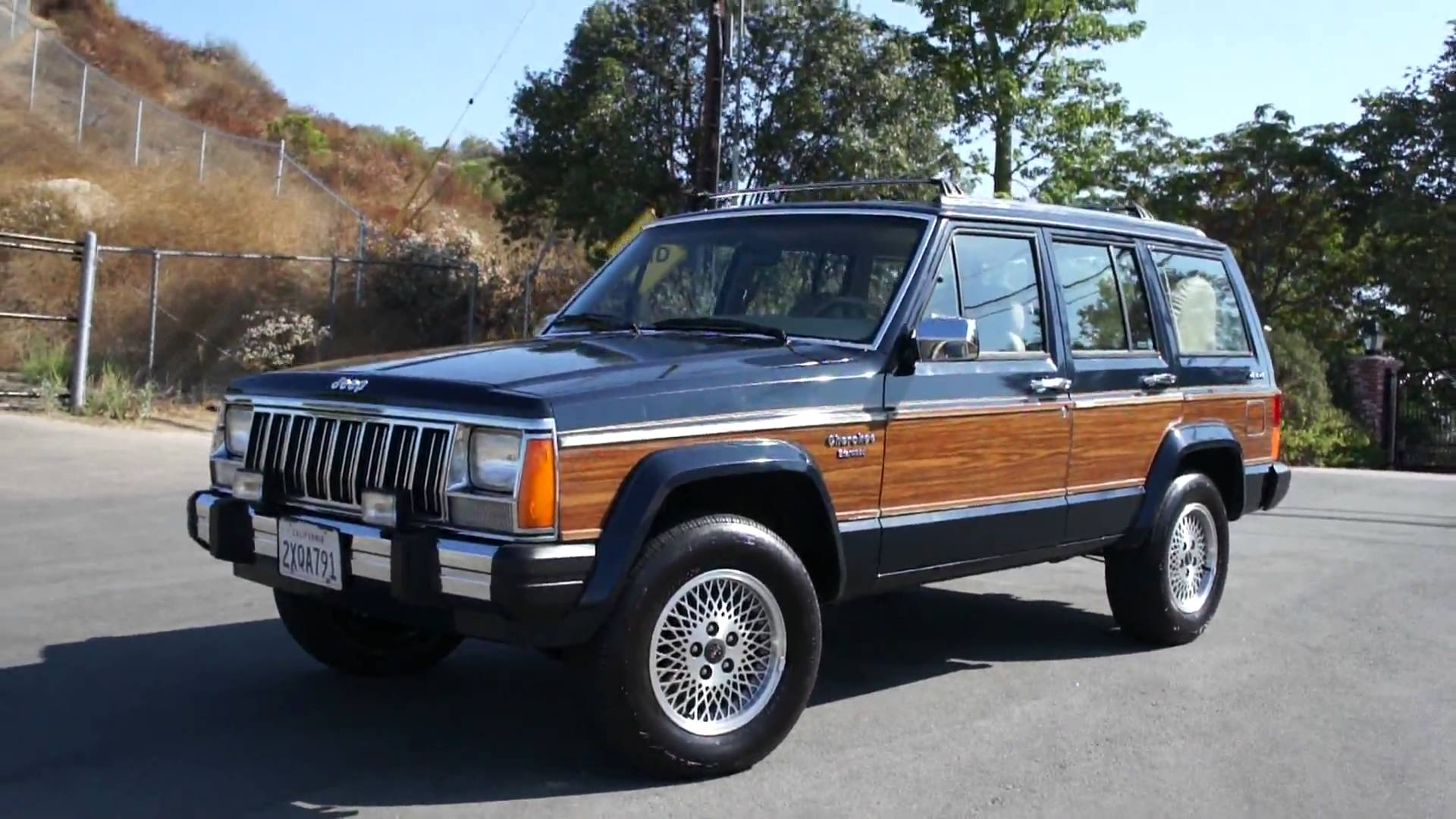 1991 jeep cherokee photos informations articles. Black Bedroom Furniture Sets. Home Design Ideas