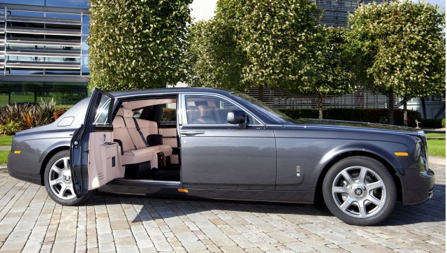 2011 Rolls royce Phantom Coupe #14