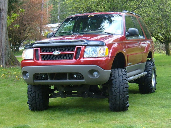 2001 Ford EX #4