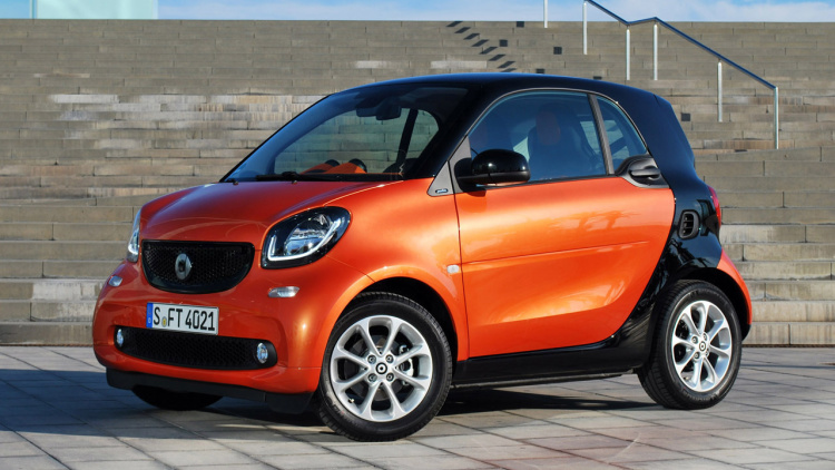 2016 Smart Fortwo #11