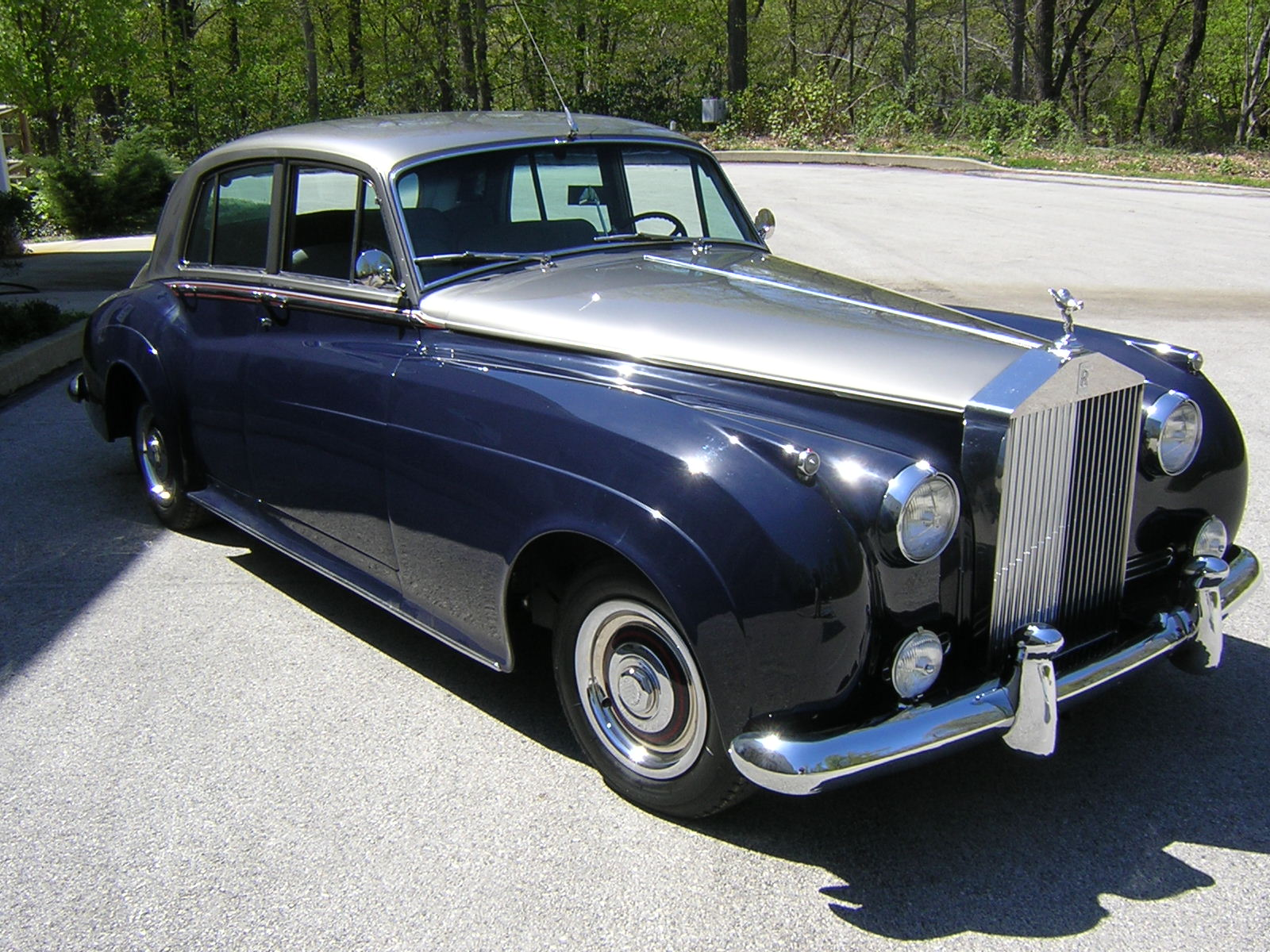 1959 Rolls royce Silver Cloud #4