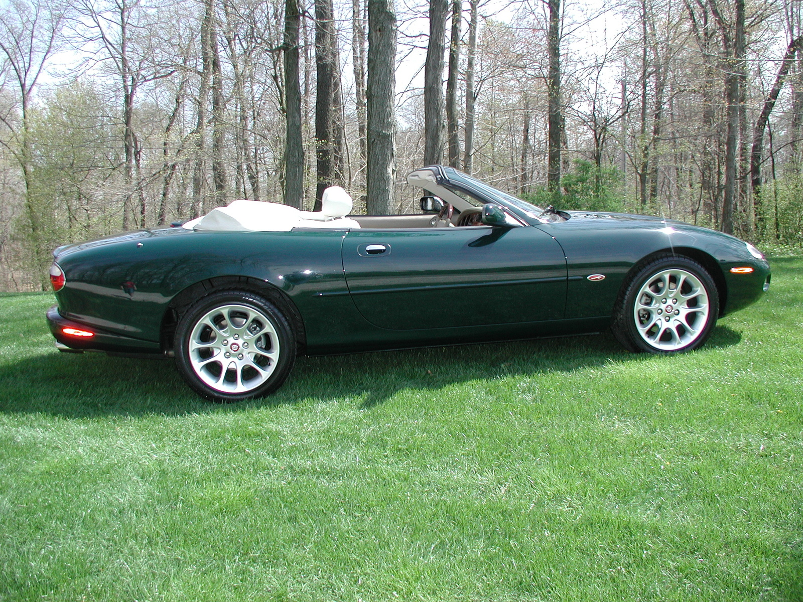 2001 Jaguar Xk-series #7