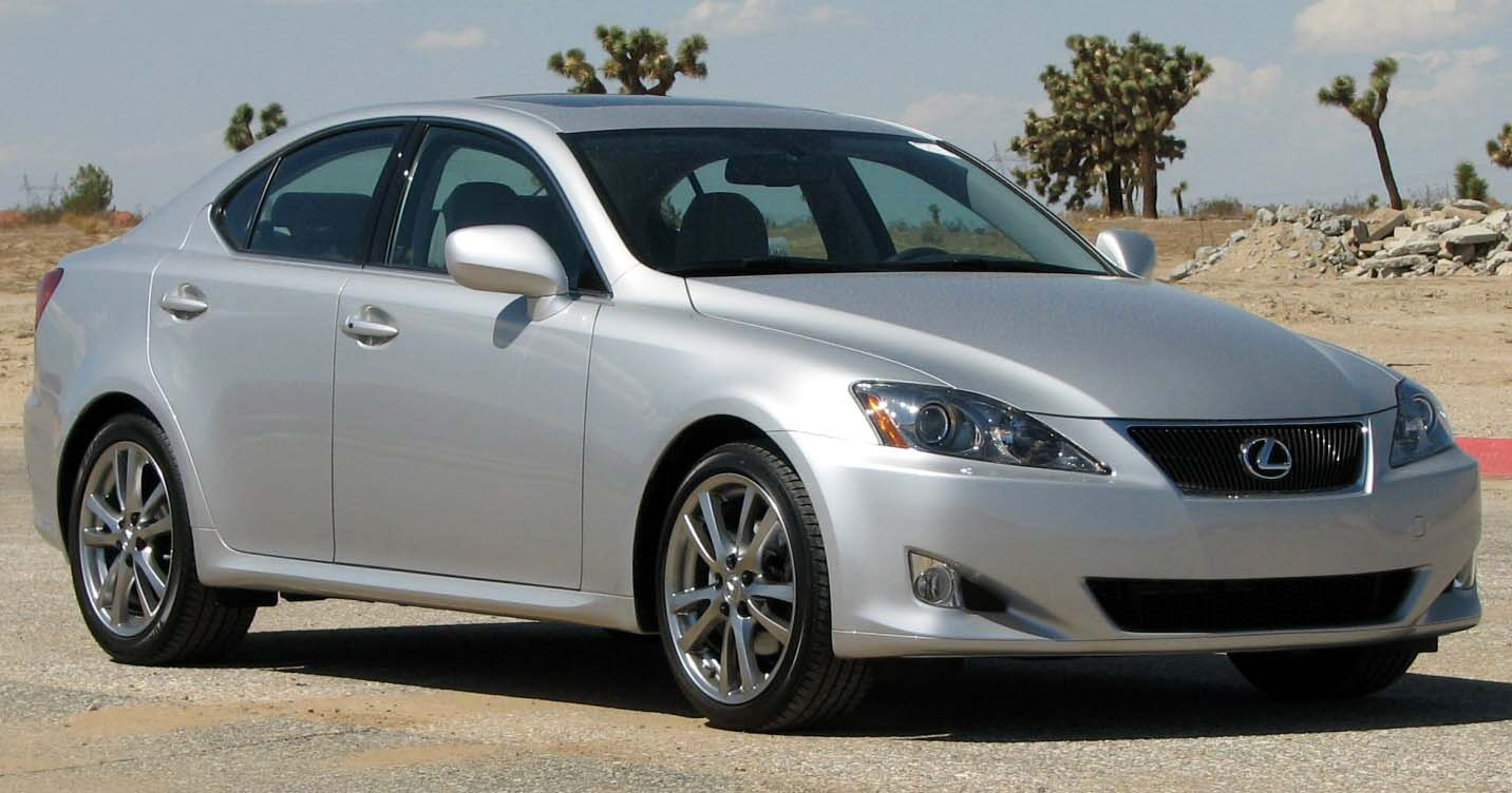 2008 Lexus IS #5