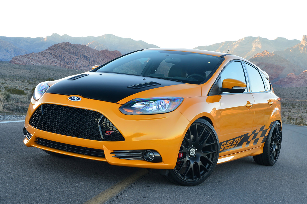Ford Focus St #8