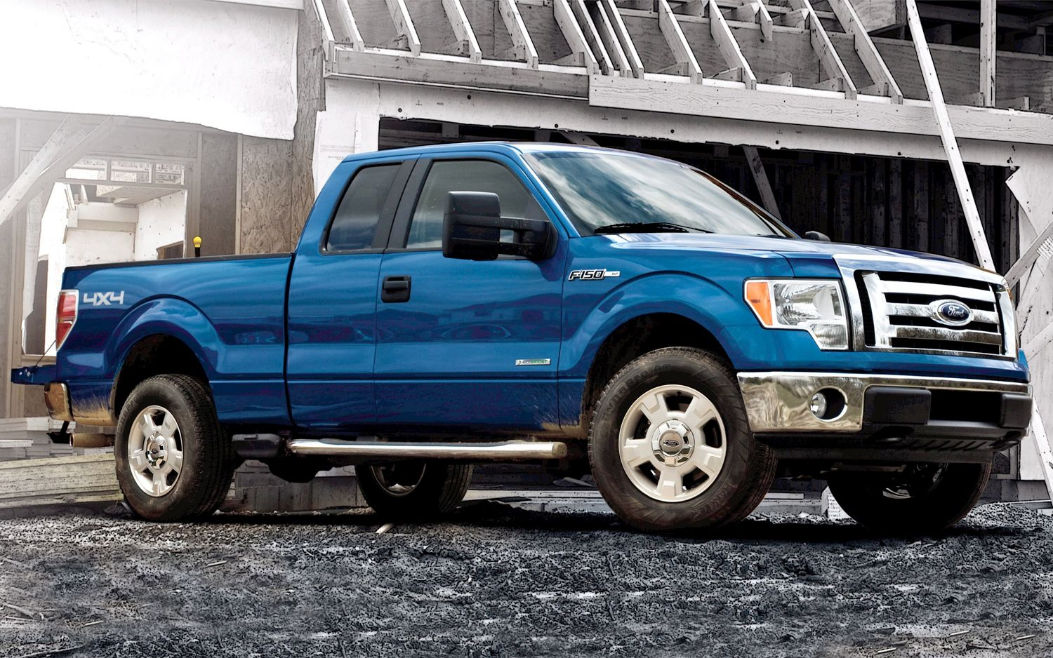 2012 Ford F-150 #2