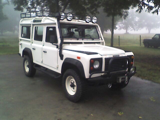 1993 Land Rover Defender #15