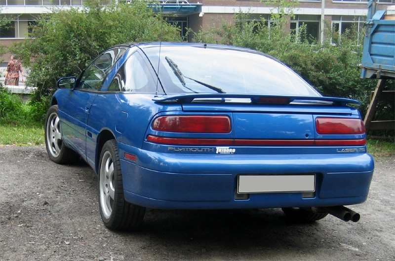 1994 Plymouth Laser #3