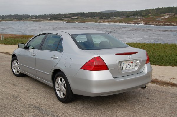 2007 Honda Accord #6