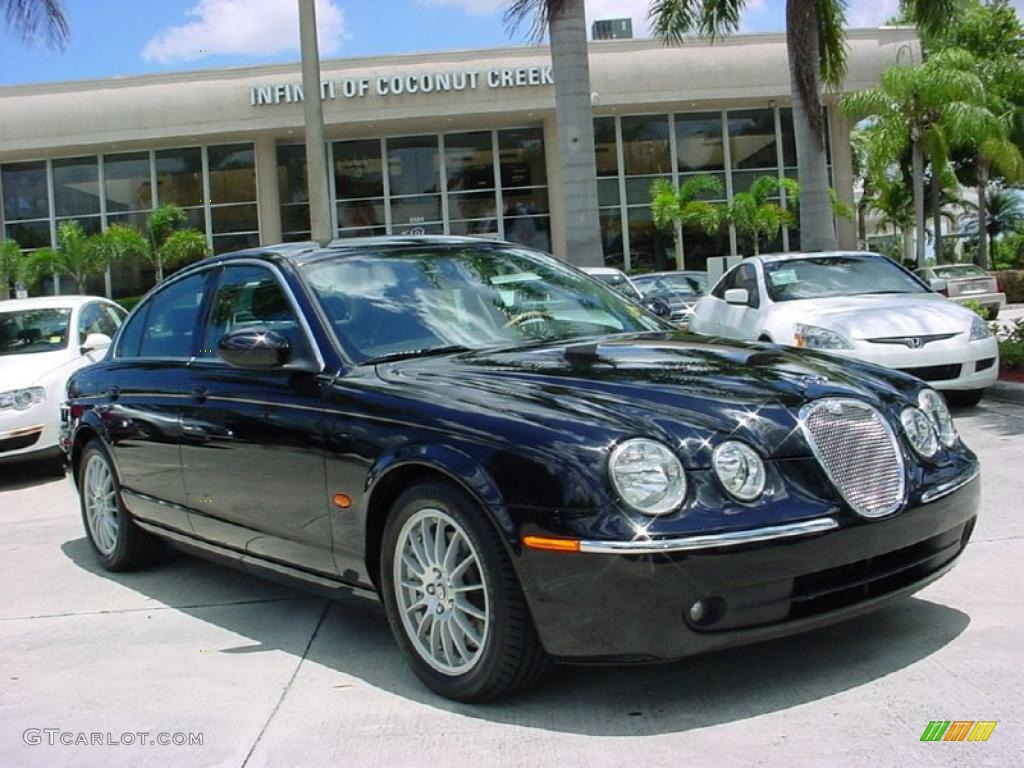 2006 Jaguar S-type #14