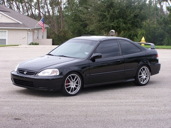 1999 Honda Civic #2