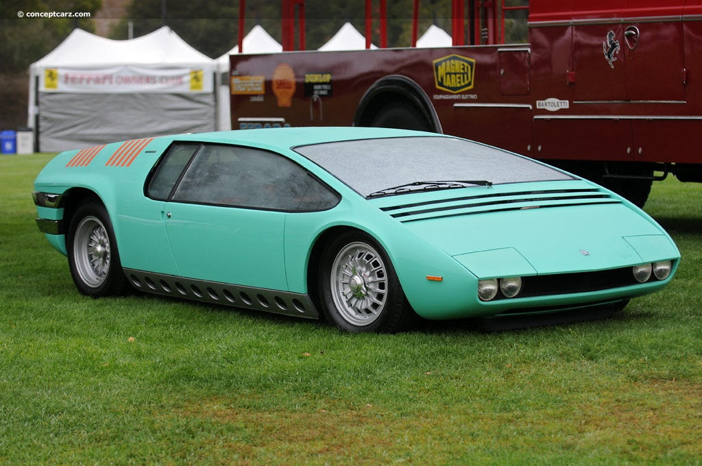Bizzarrini Manta #3