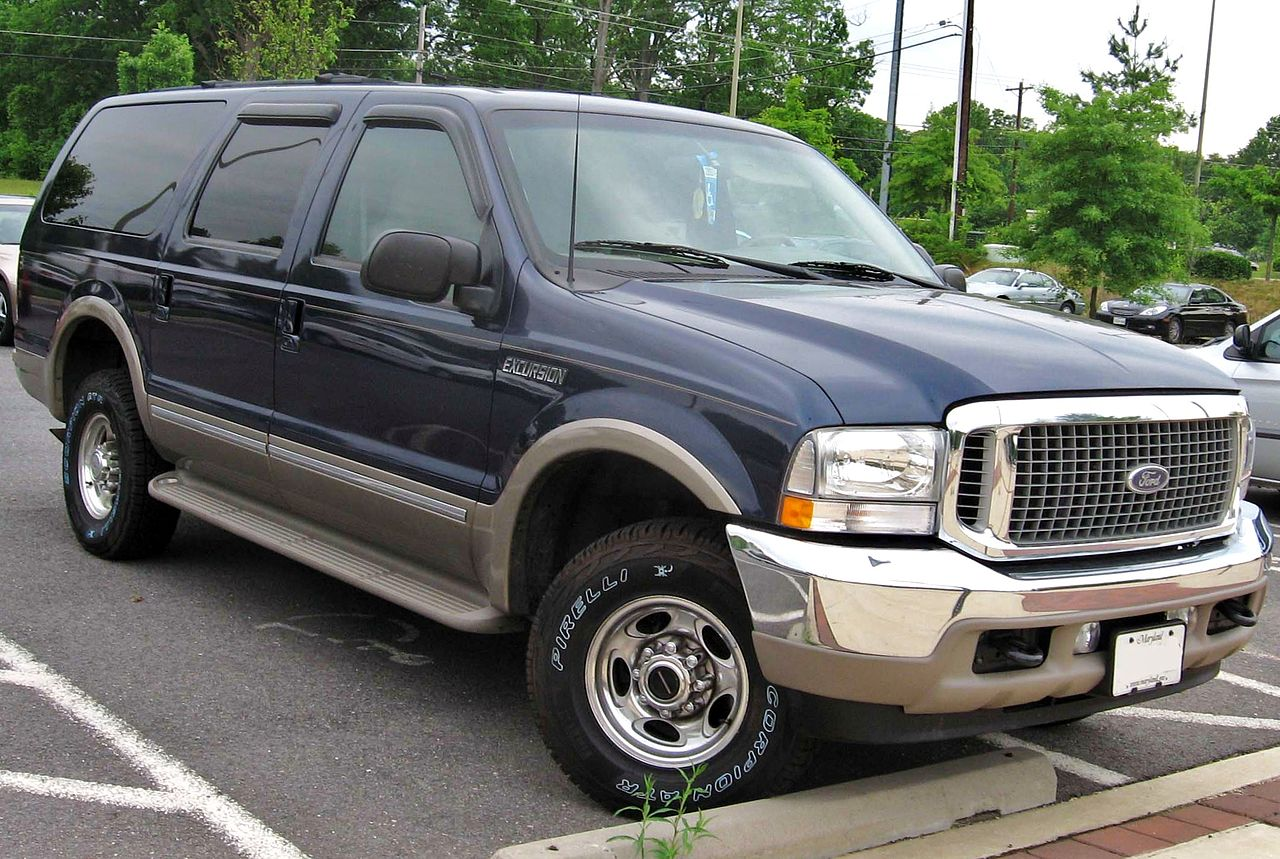 Ford Excursion #11