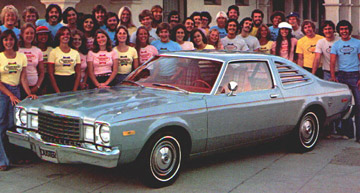 1976 Plymouth Volare #12