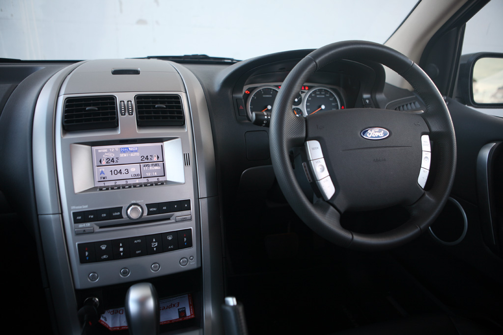 2007 Ford Territory #14