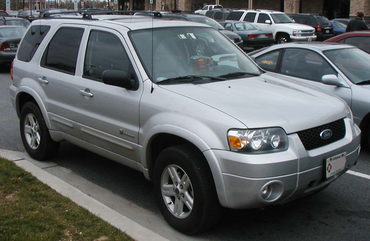 2006 Ford Escape Hybrid #10