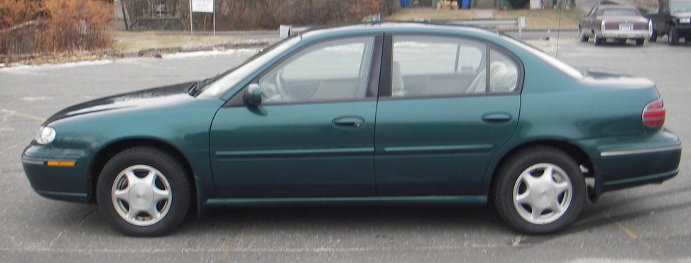 1998 Oldsmobile Cutlass #9