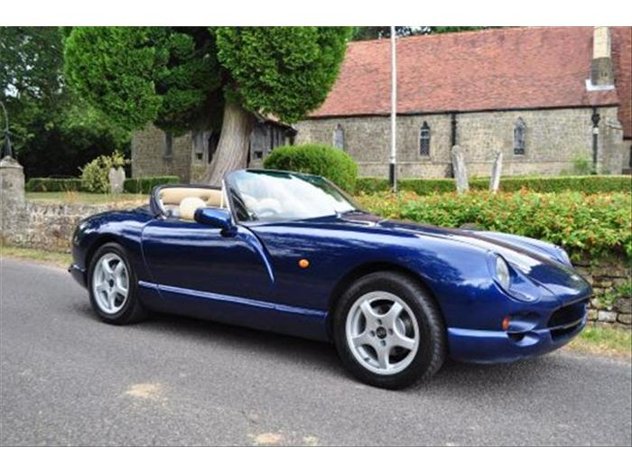 1997 TVR Griffith #18