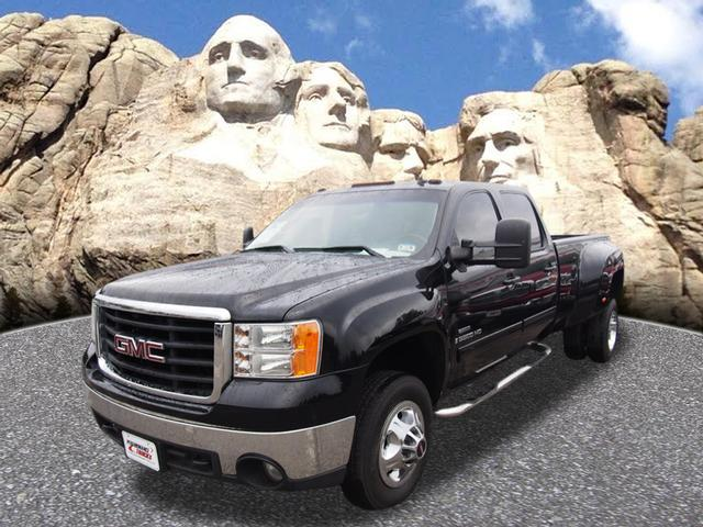 2009 GMC Sierra 3500hd #11