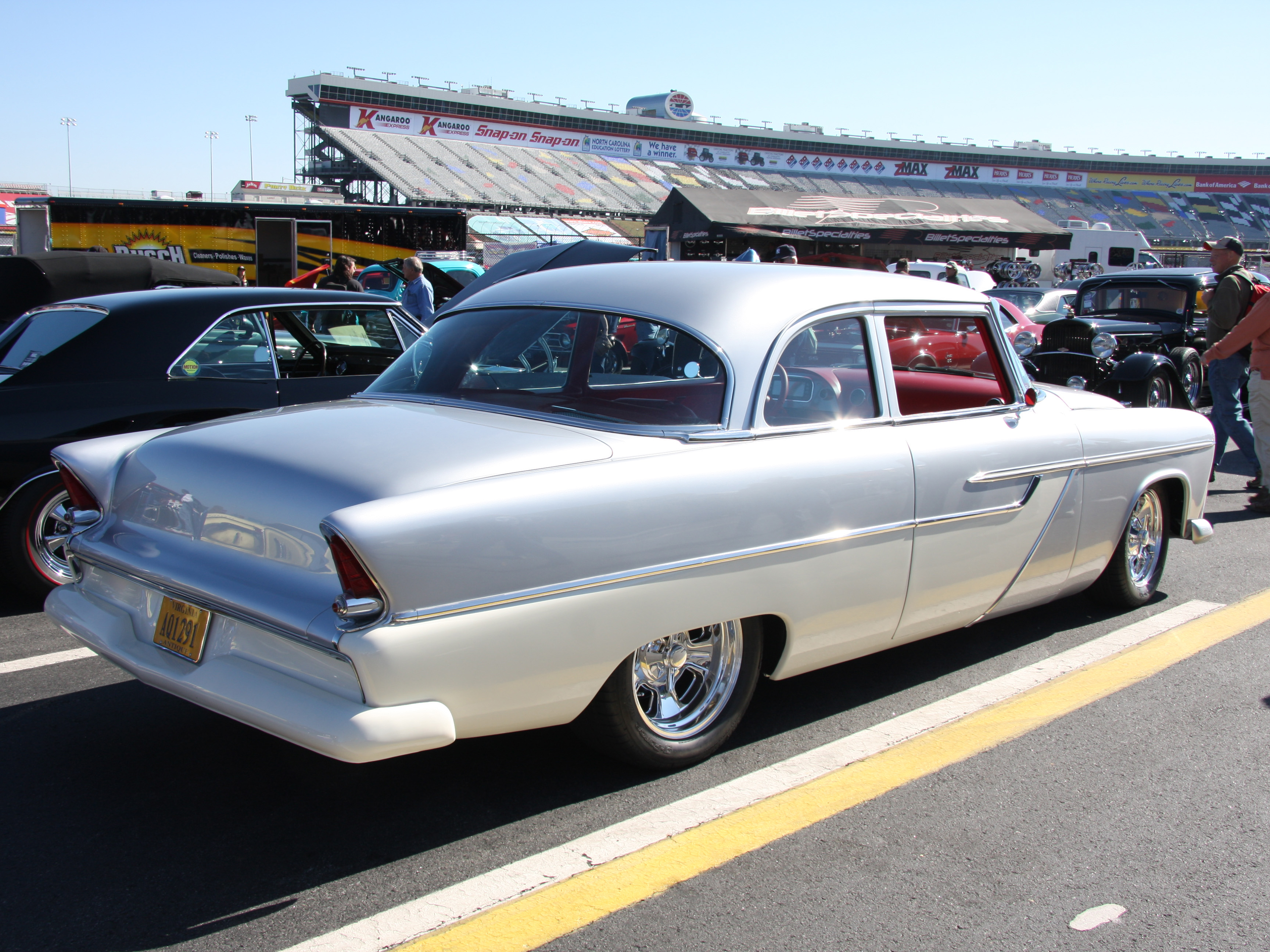 1955 Plymouth Belvedere #8