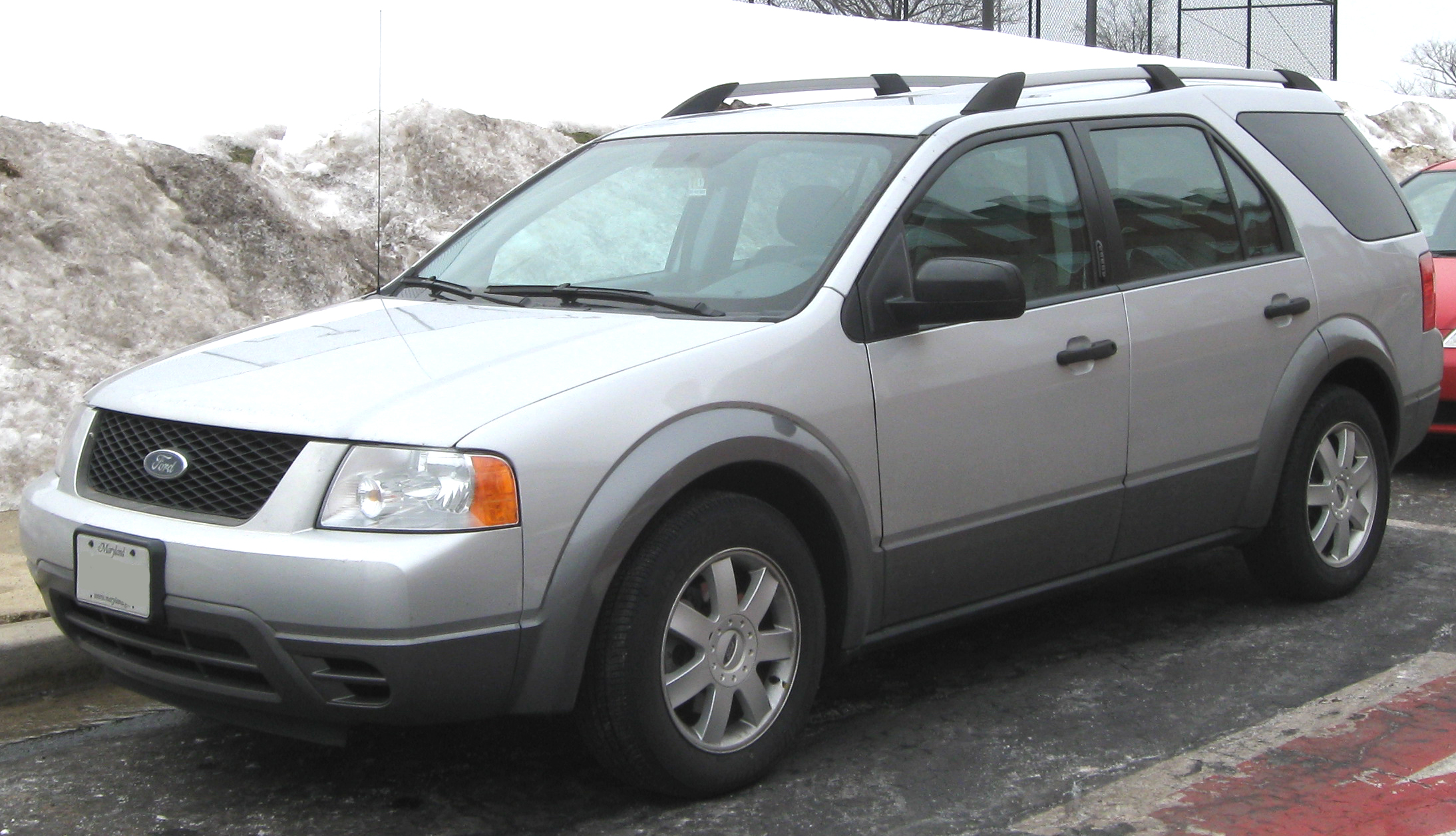 2007 Ford Freestyle #4