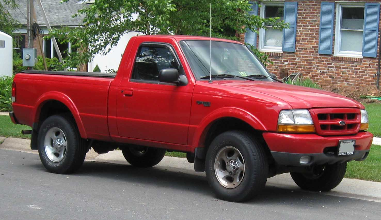 1998 Ford Ranger Photos Informations Articles 1967 Mustang Shelby On F100 Custom Cab Wiring Diagram 1