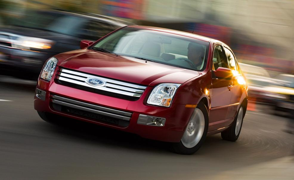 2008 Ford Fusion #12