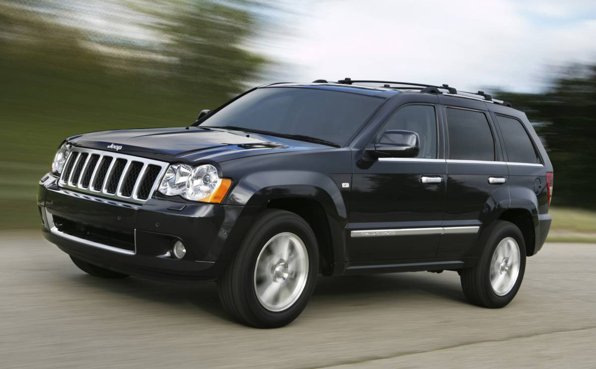 2010 jeep grand cherokee photos informations articles. Black Bedroom Furniture Sets. Home Design Ideas