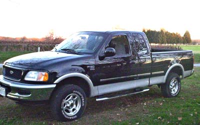 1998 Ford F-150 #14