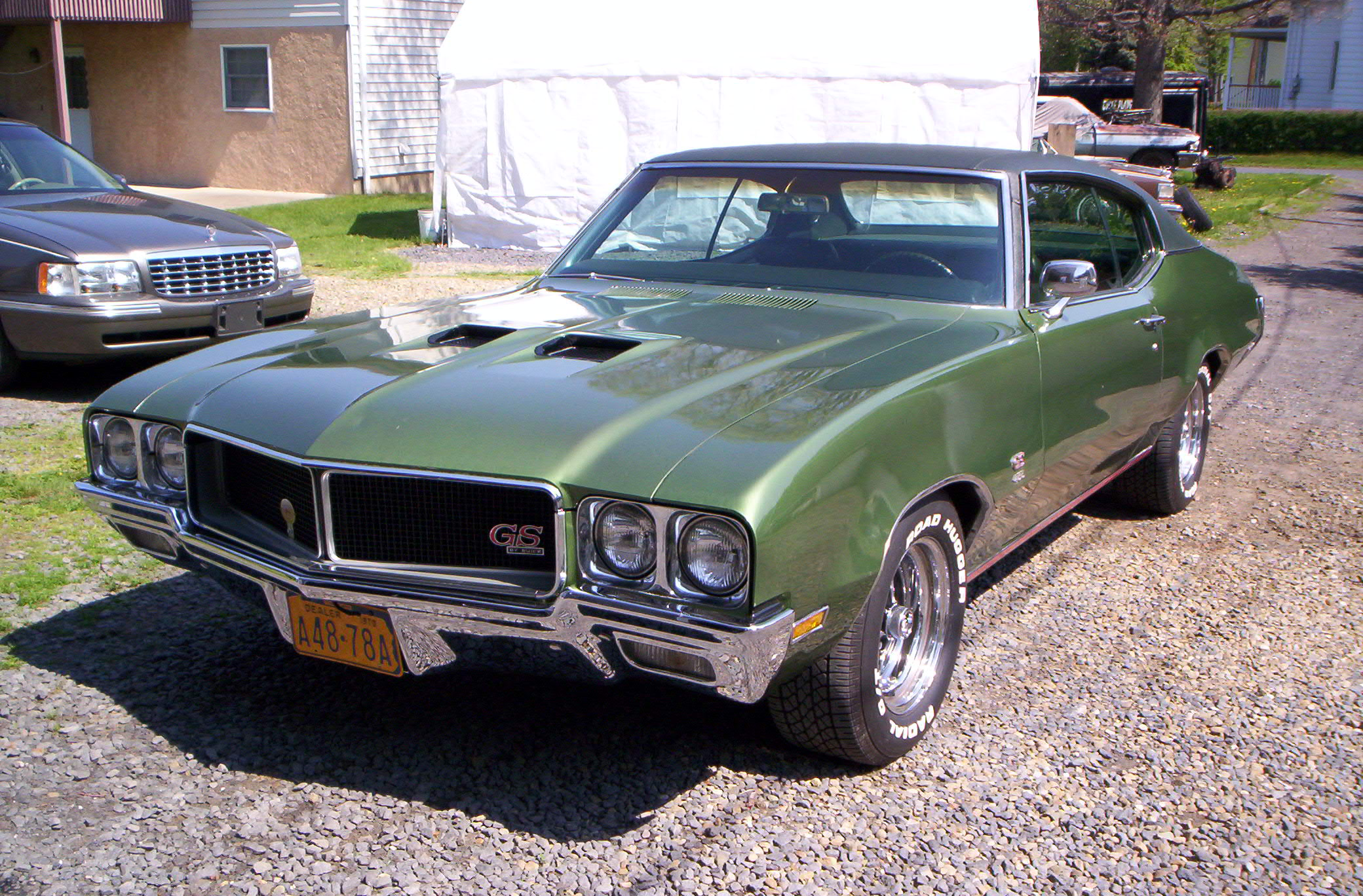 1970 Buick GS #5