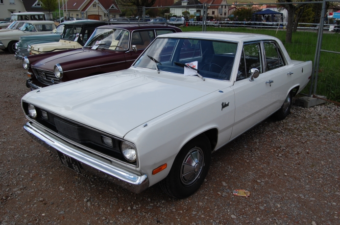 1973 Chrysler Valiant #7