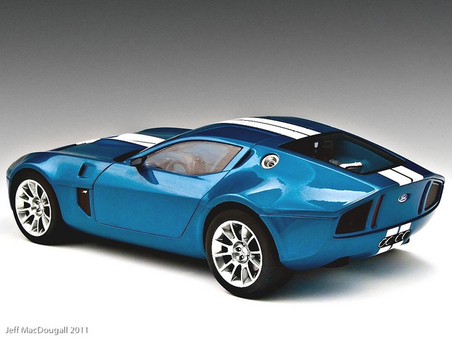 Ford Shelby GR-1 Concept #19