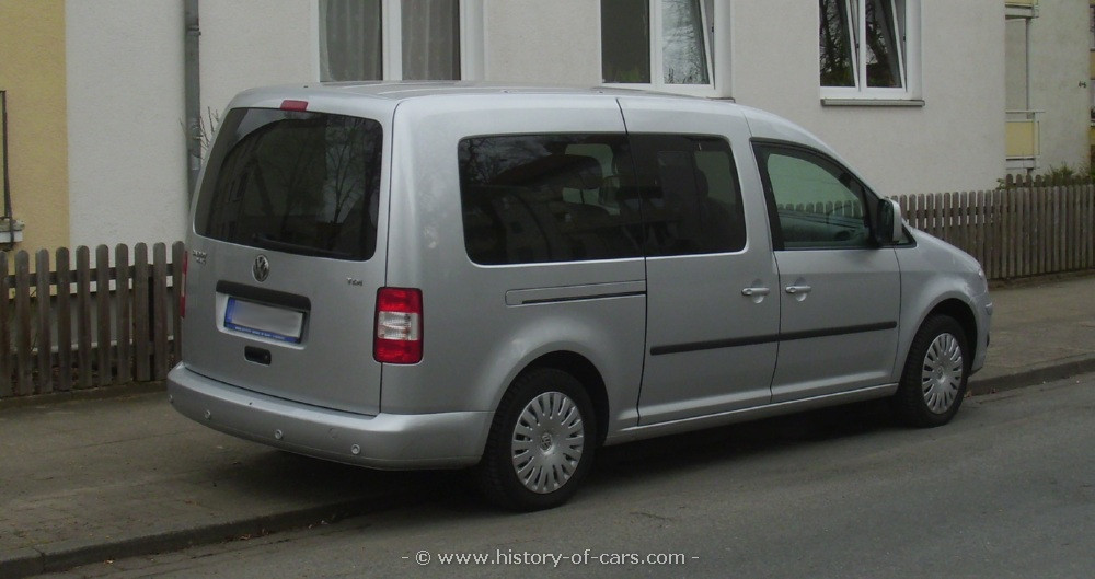2007 Volkswagen Caddy #14