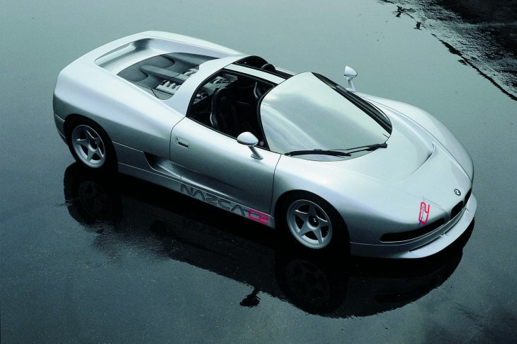 1993 Italdesign Nazca #3