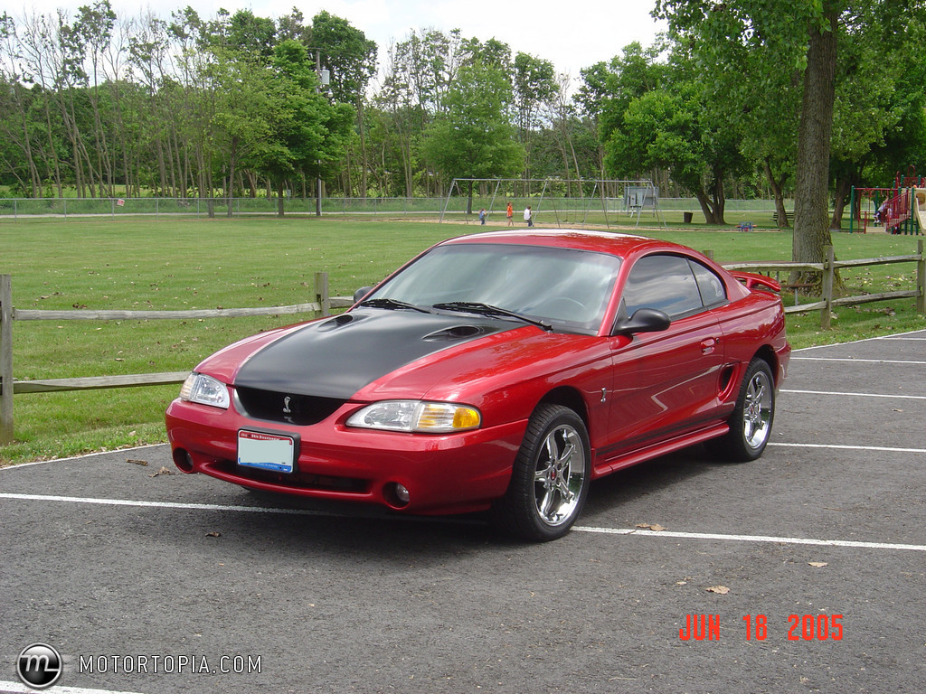 1996 Ford Mustang #11