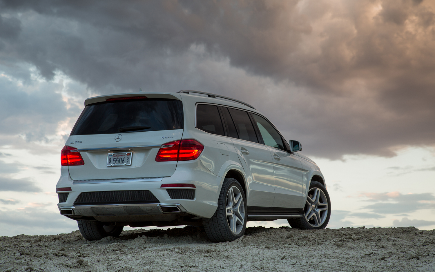 Mercedes-Benz GL #17