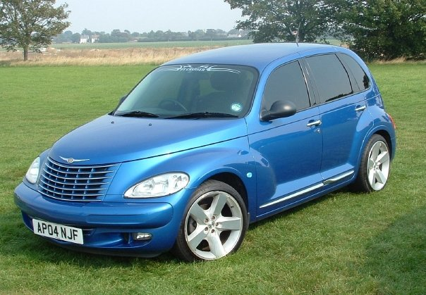 2004 Chrysler Pt Cruiser #5