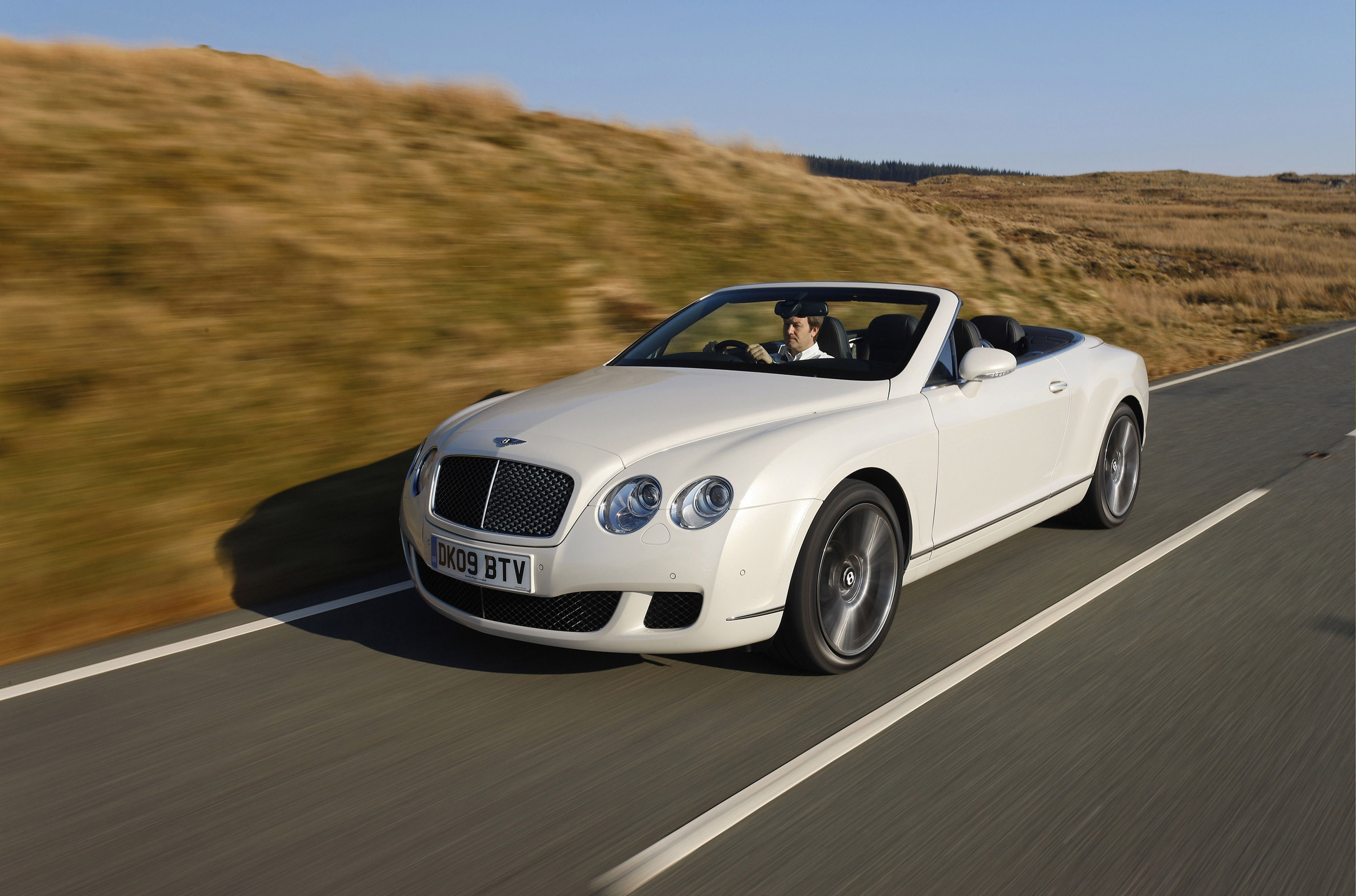 Bentley Continental Gtc Speed #8