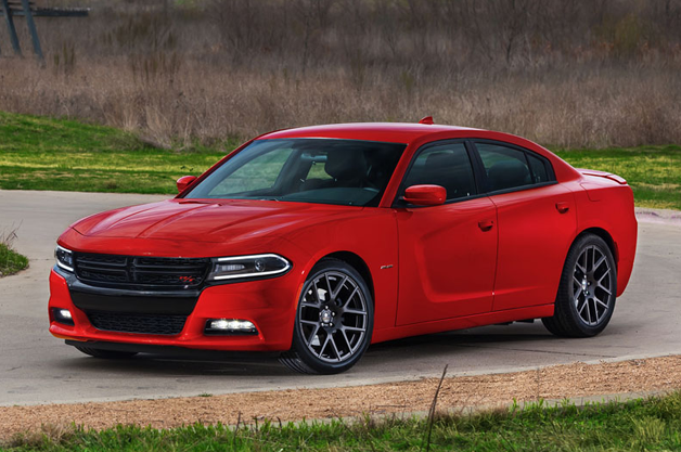 2015 Dodge Charger #4