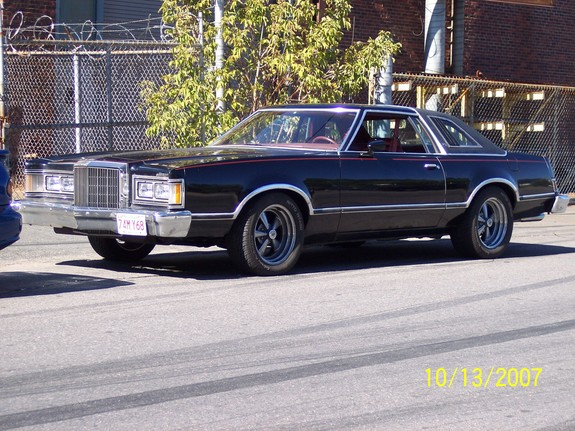 1978 Ford Cougar #8
