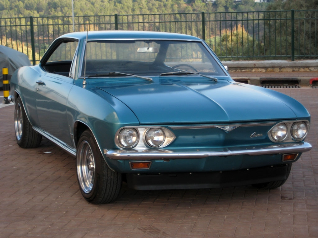 1968 Chevrolet Corvair #4