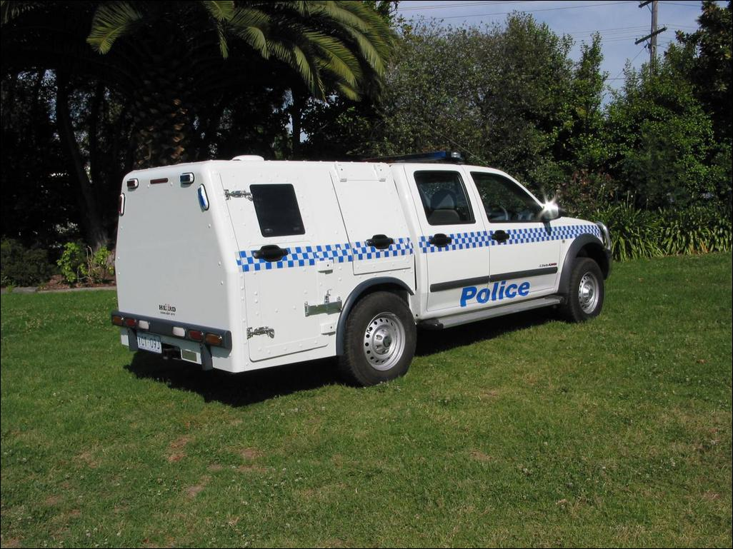 2004 Holden Rodeo #9