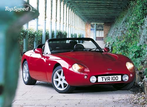 1990 TVR Griffith #13